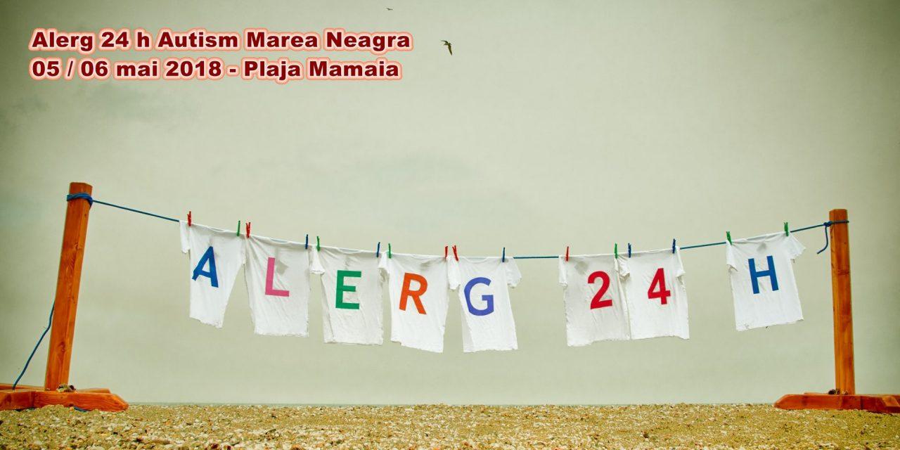 Maraton de alergare pentru autism în stațiunea Mamaia