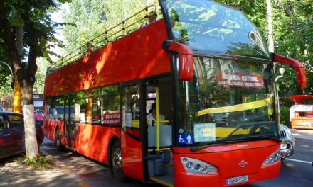 RATC anunță retragerea de pe traseu a autobuzelor etajate City Tour