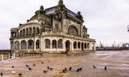 Weekendul Art Nouveau, marcat de tururi ale Cazinoului, o conferință și o expoziție de fotografie la Constanța