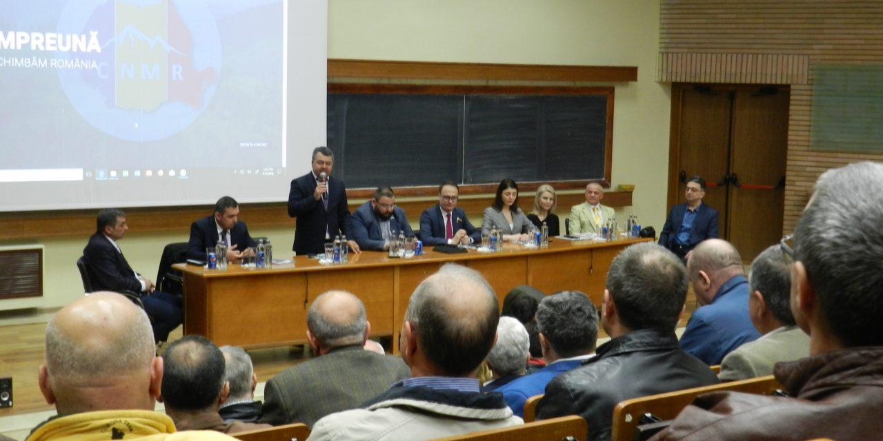 Coaliția Națională pentru Modernizarea României a inaugurat filiala de la Constanța