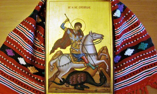 Cum serbau creștinii Sfântul Gheorghe în trecut