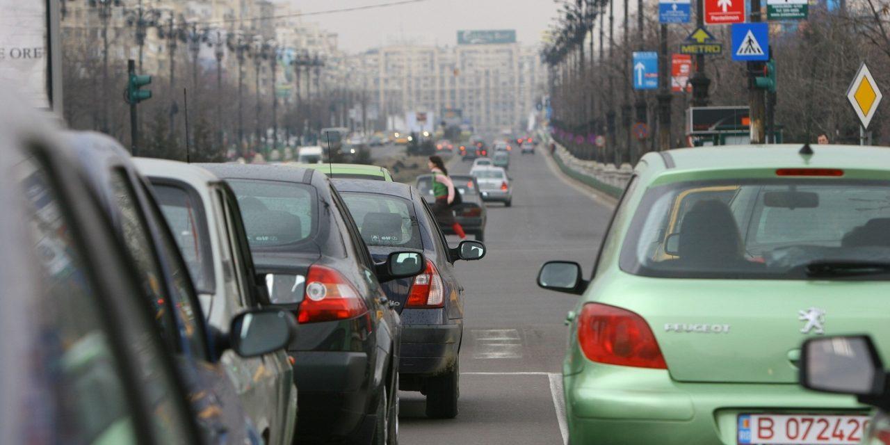 Bombă pentru șoferii de mașini vechi. Bucureștiul vrea să interzică, din 2019, circulația autovehiculelor non euro, euro 1 și 2, iar din 2020 euro 3.