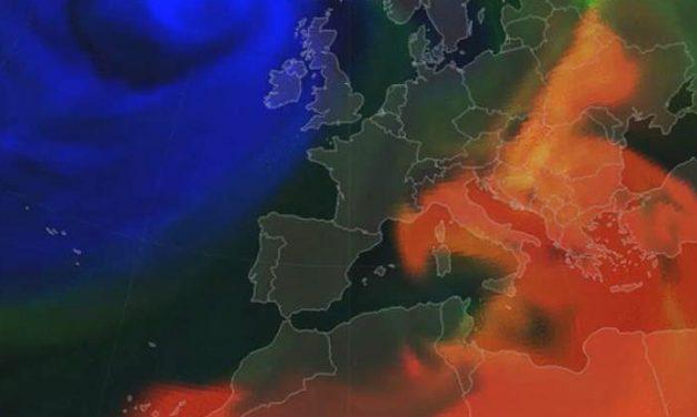 Norul de praf saharian a ajuns și în România. Ce spun reprezentanții Agenţiei de Protecţie a Mediului