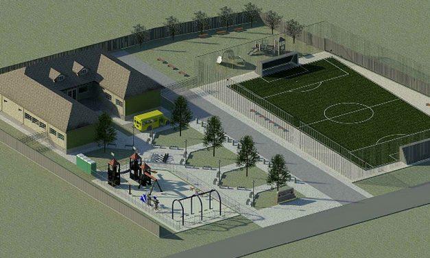 Au început lucrările pentru construcția unei noi școli cu grădiniță în satul Poiana