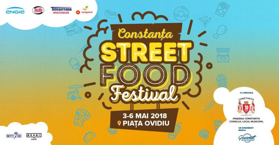 Cei mai tari bucătari vin în Piața Ovidiu la Street Food Festival