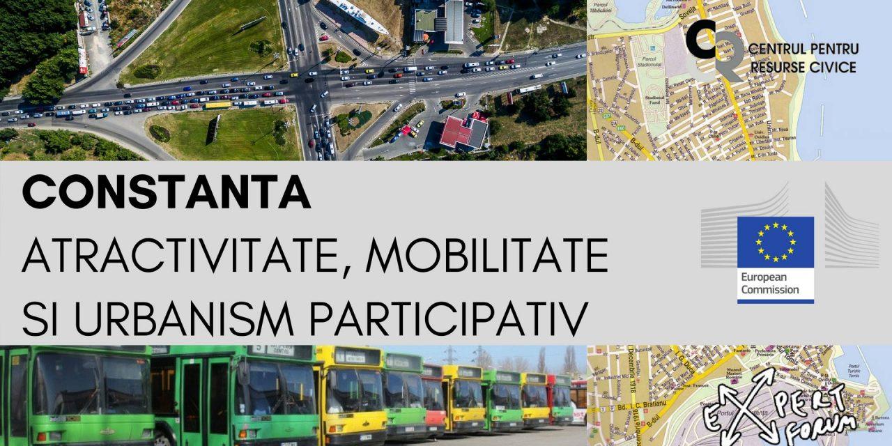 """Constănțenii, convocați la dezbatere în cadrul proiectului """"Cetățeni activi pentru o Europă responsabilă"""""""