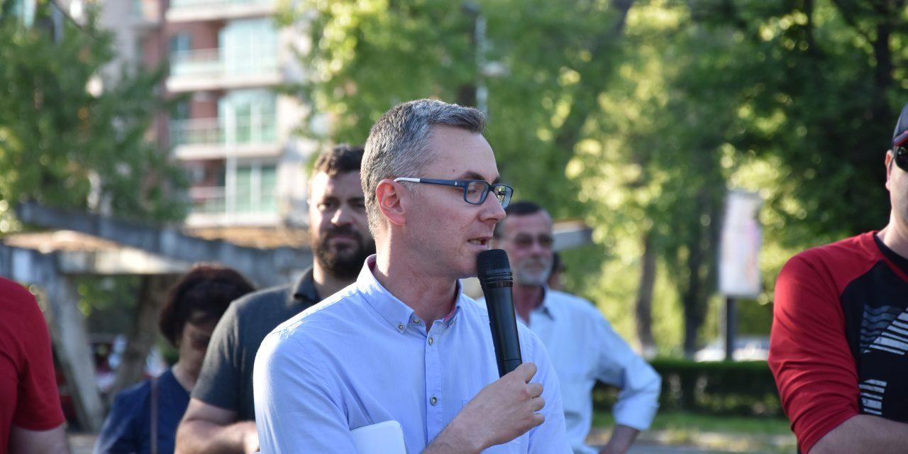 Tupeu fantastic! Stelian Ion, lider USR, avocatul lui Mazăre care îi asigura protecția în presă. Acum e alergic la PSD