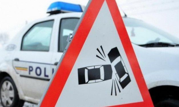 O bătrână a fost lovită de mașină pe o trecere de pietoni din Constanța