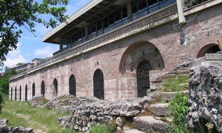 A fost semnat contractul de finanțare pentru restaurarea Edificiului Roman cu Mozaic