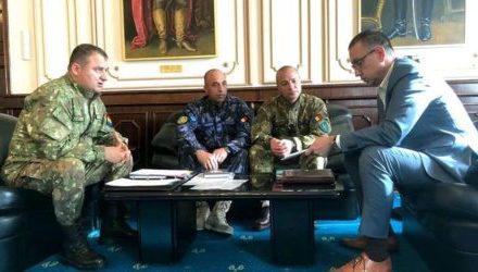 Liga Militarilor Profesioniști scrie istorie. Întâlnire crucială cu ministrul Fifor: dublarea misiilor, plata orelor suplimentare, contracte pe perioadă nedeterminată
