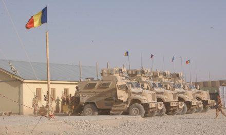Doi militari români, răniți în Afganistan în timpul unei misiuni de patrulare