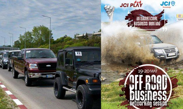 Și în această primăvară, JCI Constanța vă invită la aventura Off-Road Play 4×4