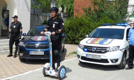 Primăria Ovidiu a lansat OVI Protect, firma menită să asigure paza și protecția în oraș