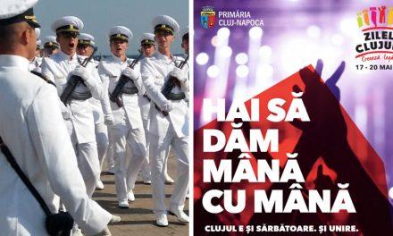 De ziua ei, Constanța primește o paradă. La Cluj este organizat un festival ce ține patru zile, cu sute de evenimente