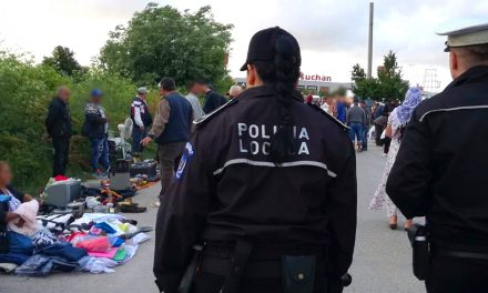 Peste o mie de amenzi date într-o săptămână de polițiștii locali din Constanța