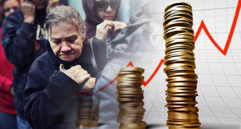 Totul s-a scumpit. România are cel mai mare nivel al ratei anuale de inflație din ultimii cinci ani