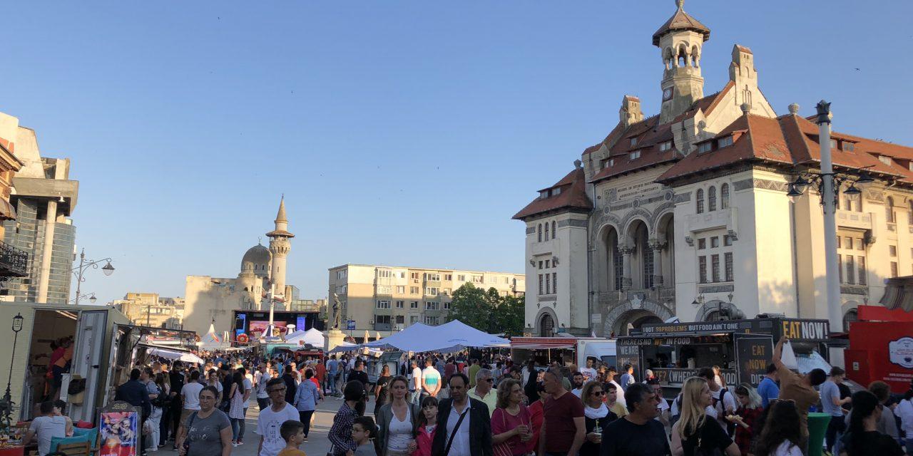 Constanța Street Food Festival – locul unde și-a rupt foamea gâtul / GALERIE FOTO