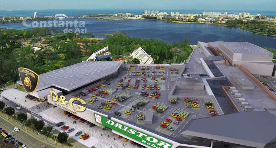 City Park Mall se extinde cu Aripa de Izolare Melteni, menită să separe cocalarii de restul clienţilor