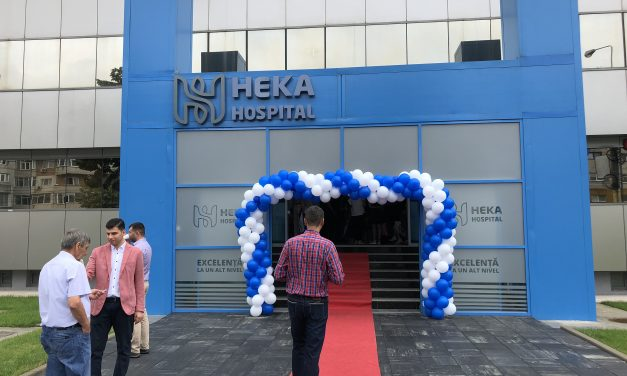 GALERIE FOTO / Cum arată Heka Hospital, primul spital privat din Constanța cu Primiri Urgențe și Terapie Intensivă