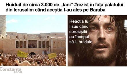 Pesedeii pregătesc o nouă lovitură pe Facebook: Iisus a fost huiduit de aparatul sorosist de propagandă