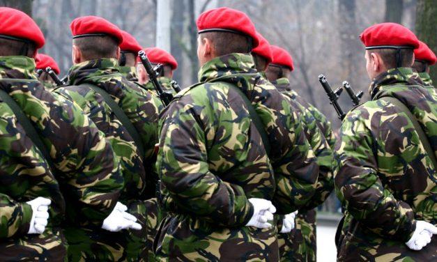 Lovitură primită de militari. Deputații dau cu tifla modificărilor aduse Statutului SGP. Toate drepturile, în pericol