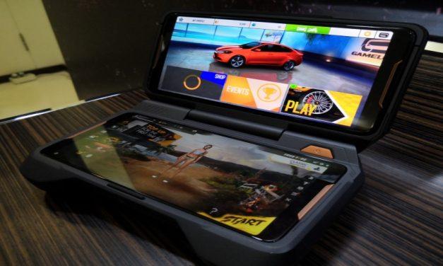 Compania ASUS a lansat un smartphone special pentru jocuri
