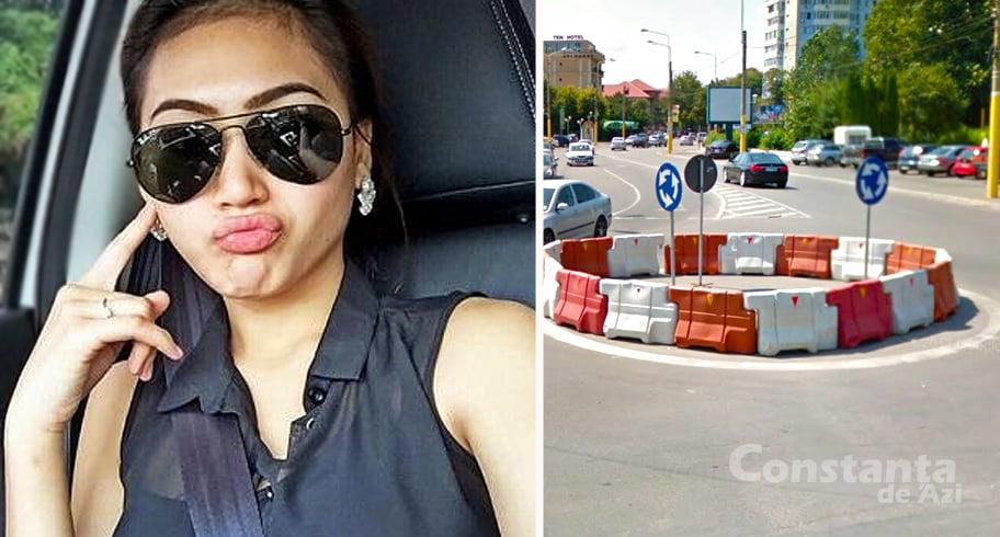 Beizadea, năucită după ce a descoperit că în oraș există și alte străzi în afară de bulevardul Tomis