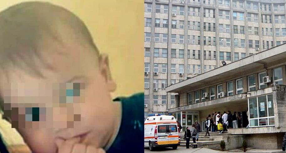 Bebeluș de 9 luni a murit din cauza rujeolei în Spitalul Județean de Urgență Constanța