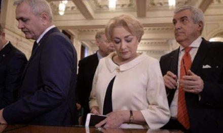 Viorica Dăncilă pleacă în concediu