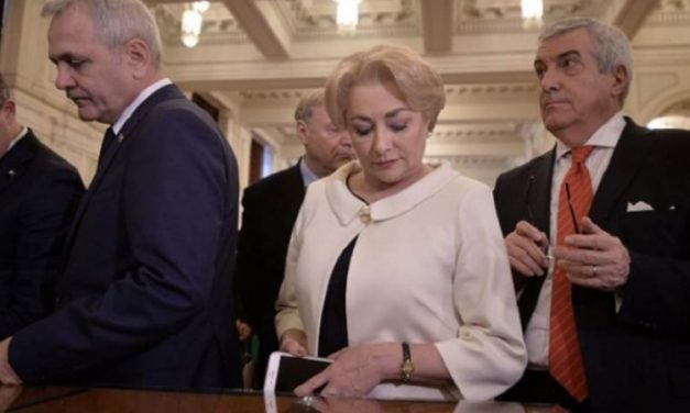 """VIDEO. Dăncilă, o nouă gafă de proporţii: """"Lupt împotriva unei țări în care să se regăsească toți românii"""""""