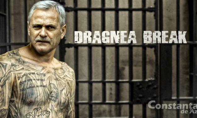 """Angajații din penitenciare, mesaj pentru Dragnea: """"Bine ai venit acasă, Liviu! Nu mai invita pe nimeni la baie. În pușcărie, nu e ca la Parlament"""""""