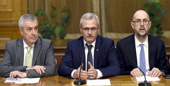 UDMR a bătut palma cu PSD. Ce le-a dat Dragnea ungurilor pentru a nu vota moțiunea