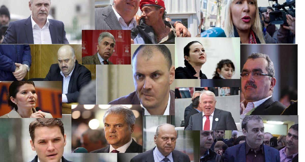 Martirii lui Dragnea. Pentru ei, PSD dă foc la țară…