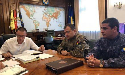 Ministrul Fifor, discuție telefonică din SUA cu președintele LMP, Dănuț Albu. MApN pregătește contracte pe perioadă nedeterminată pentru SGP