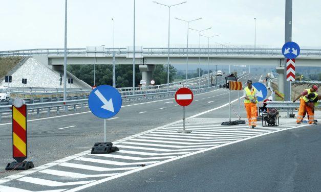 Restricții de circulație pe A2 până pe 4 noiembrie