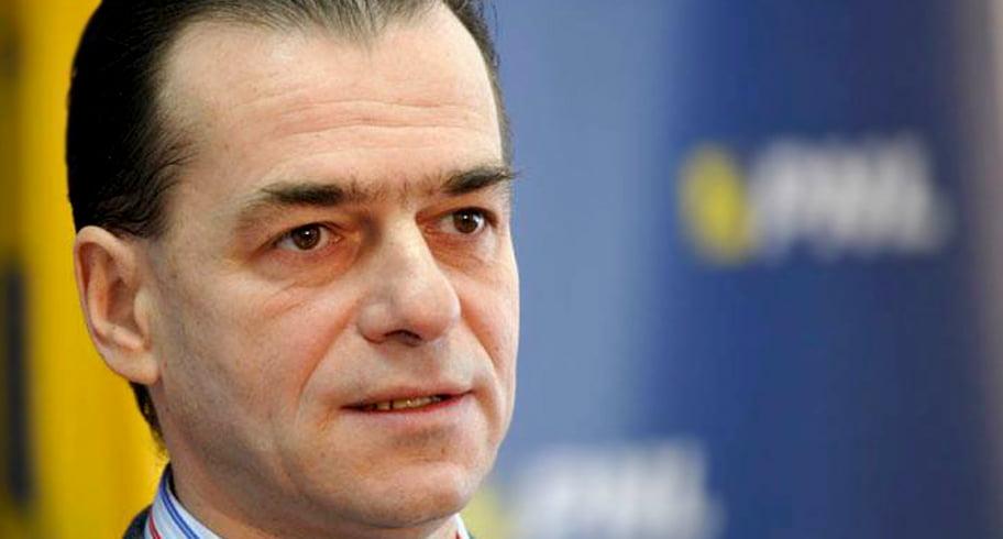 """După moțiunea de cenzură, Orban va anunța """"lista ruşinii naţionale"""""""