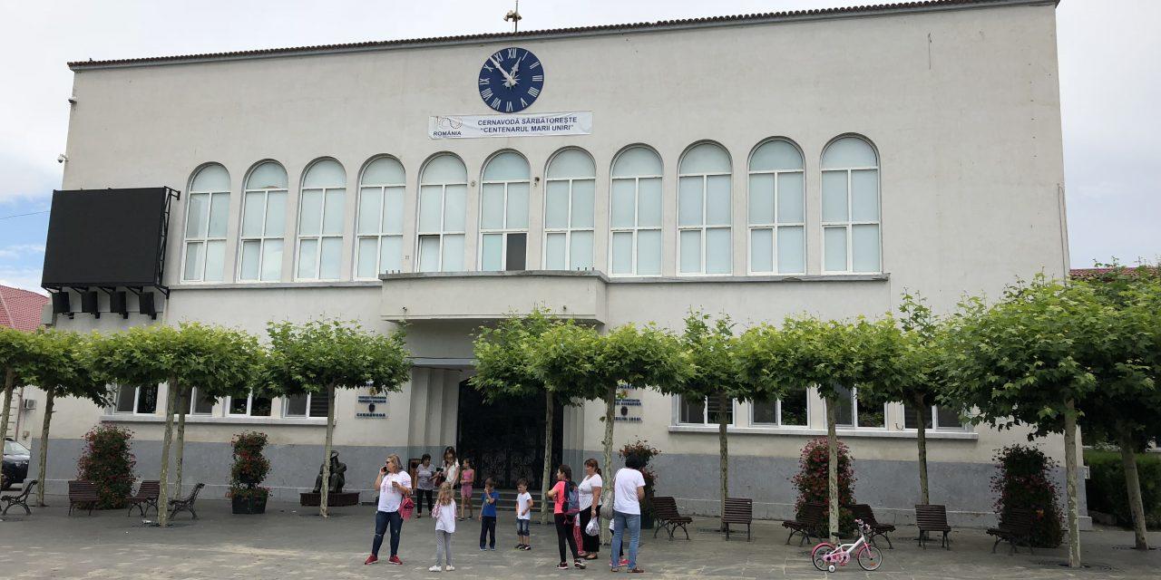 Ce proiecte au aprobat consilierii locali din Cernavodă în luna iulie