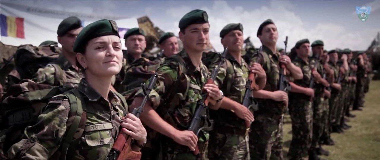 Provocare pentru tinerii militari. Cine vrea să facă parte din forțele speciale ale armatei