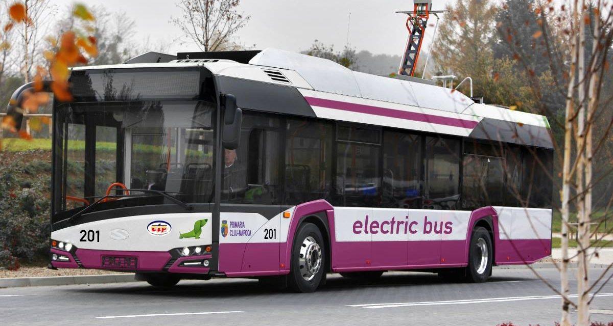 Când va avea Constanța din nou autobuze electrice?