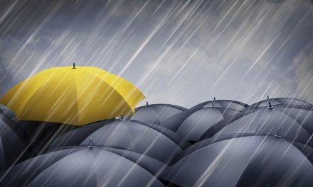 ANM prelungește CODUL GALBEN de ploi pentru județul Constanța! Sunt afectate șapte localități