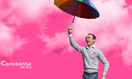 Un meteorolog gay a cerut introducerea Codului Fucsia, pentru când dă o ploiciă