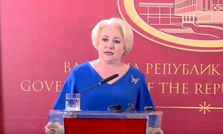 """O nouă gafă în cadru oficial a premierului Dăncilă. A inventat """"cetățenia aromână""""! VIDEO"""