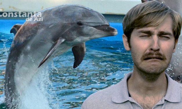 """Turişti din Caracal, făcuţi să plângă la Delfinariu. """"Nu trebuia delfinii lăsaţi să facă bâză de noi! Ce dacă e mai deştepţi"""""""