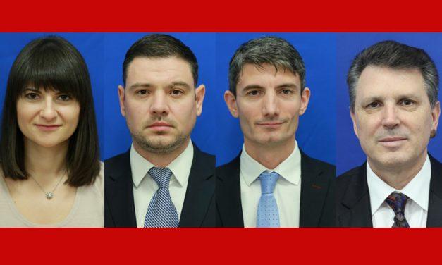 Ei sunt deputații PSD de Constanța care au votat Codul Penal. Ce le transmiteți?