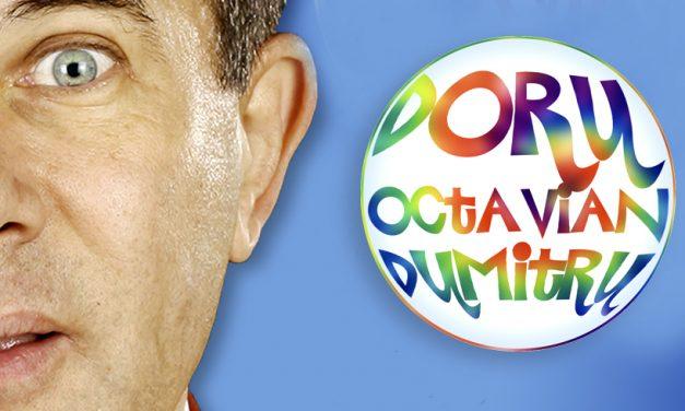 Doru Octavian Dumitru revine cu un nou spectacol la Constanta