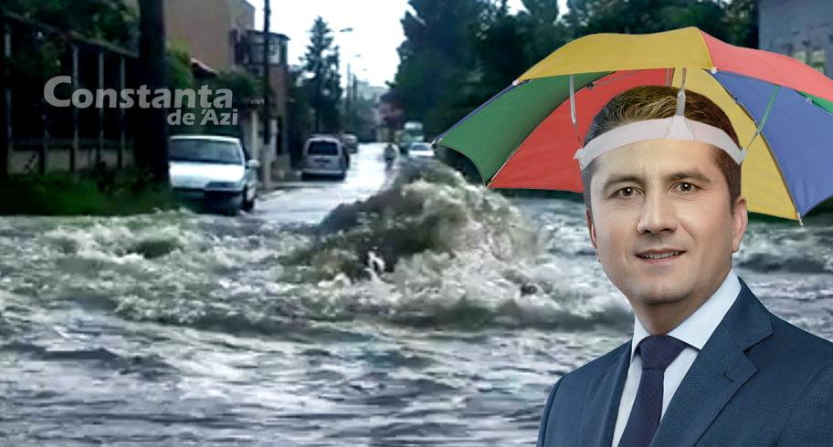 Unşpe-doişpe lucruri pe care nu le ştiaţi despre ploile din Constanţa, plus un video