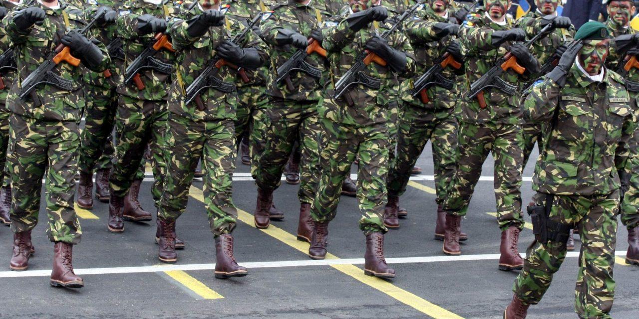 Angajări masive în Armată. Ministrul Leş anunţă recrutarea rezerviştilor voluntari pentru 3.500 de posturi