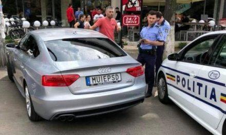 """VIDEO / Cum a ajuns Poliția Română să spele onoarea infractorilor din PSD. Pagina de FB a instituției, asaltată de mii de comentarii: """"Domnilor polițiști, cât e sporul de slugă?"""""""
