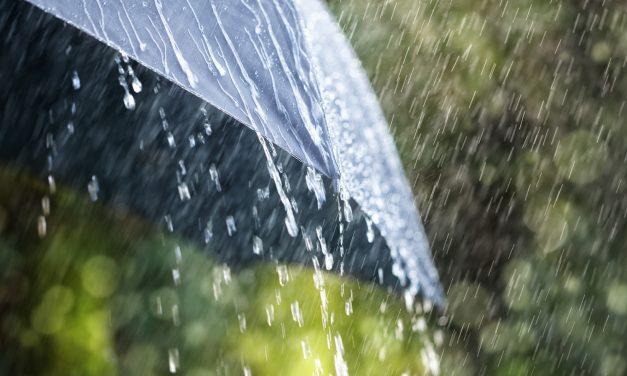 Avertizare ANM. Cod Portocaliu de ploi, valabil în Constanța și Tulcea