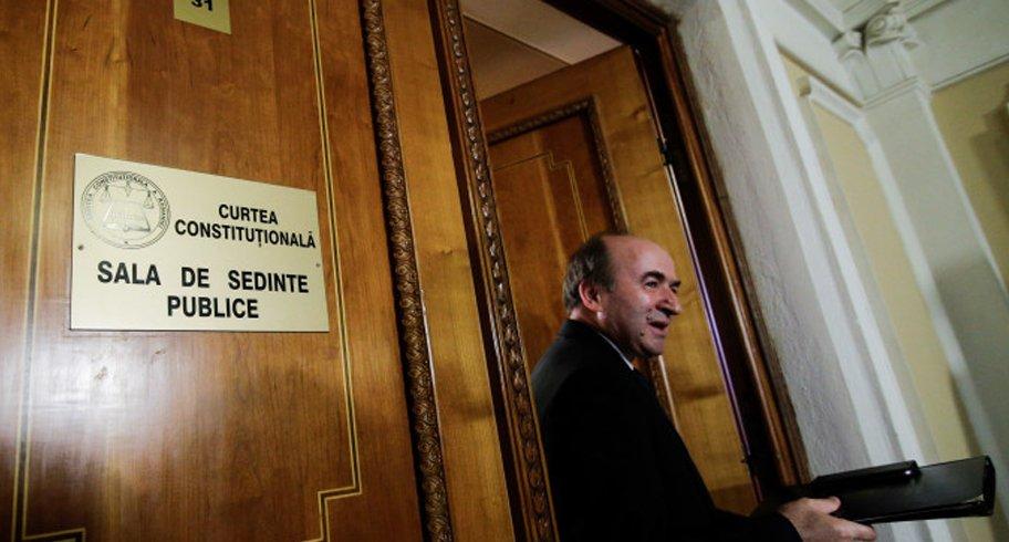 Tudorel Toader, criticat de 181 de magistrați într-o scrisoare oficială
